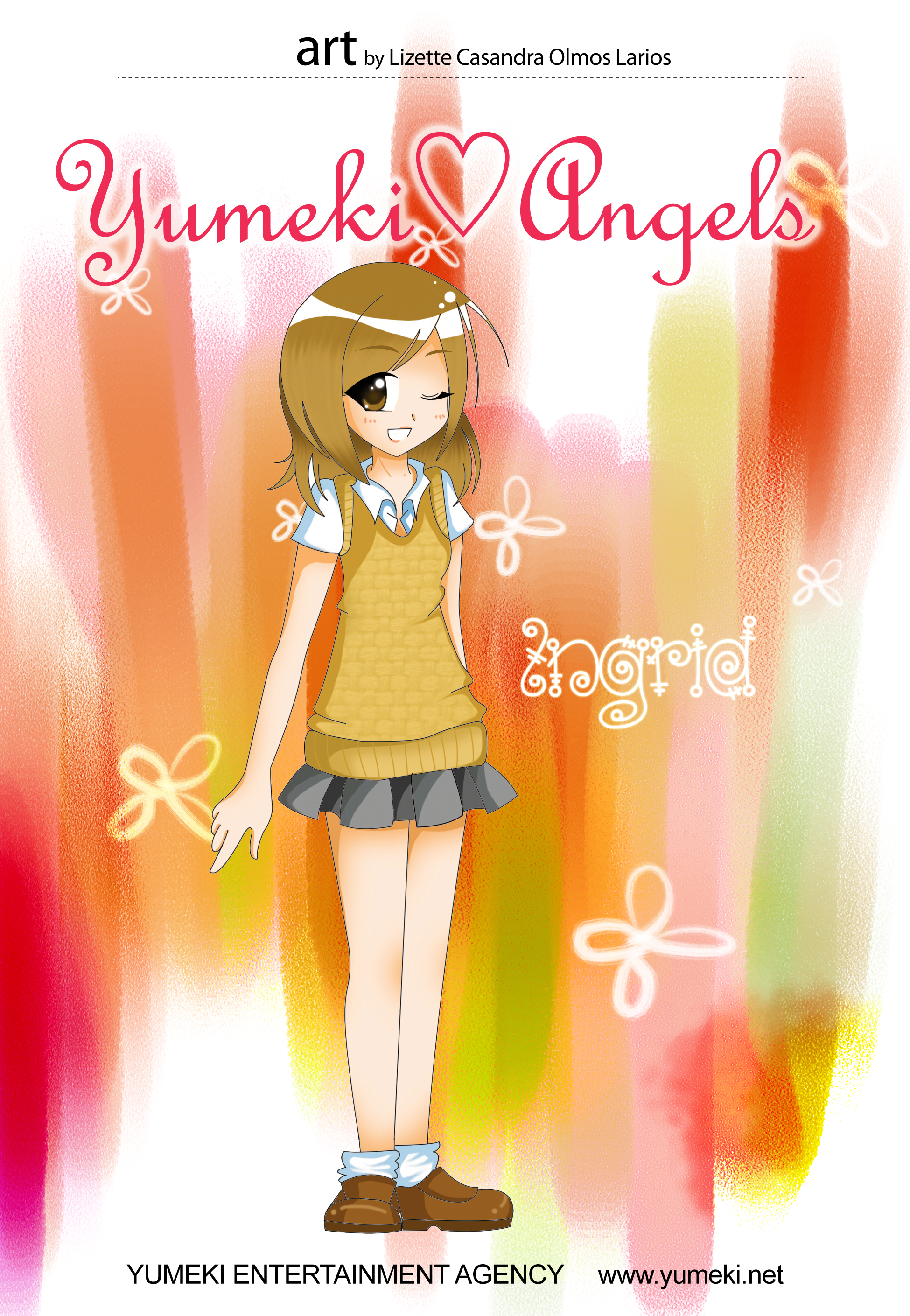 Yumeki Angels Fan Art